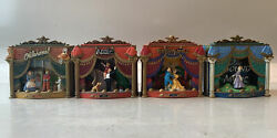 Carlton Cards Annie, Oklahoma, The King And I, Sound Of Music Musical Ornament