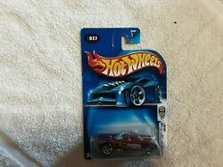 Brand New 2004 Hot Wheels Collectible First Editions 27/100 - Bedlam - Rare