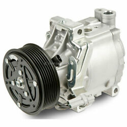 Oem Ac Compressor And A/c Clutch For Subaru Outback Legacy Outback