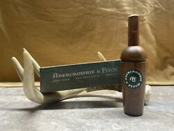 Vintage Abercrombie And Fitch Crow Call In Orig. Box And Instructions Rarerarerare