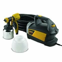 Wagner Spraytech 0518080 Control Spray Max Hvlp Paint Or Stain Sprayer, Complete