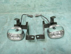 Out Of Print Rare R34 Genuine Op Fog Lamp With Stay Er34 Skyline Artia