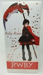 Threezero X Rwby Ruby Rose 1/6 Collectible Figure Doll Extremely Rare Sealed