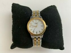 Longines Womens Watch Les Grandes Swiss Two Tone Round