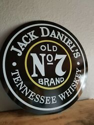 Jack Daniels Sign Old Time Distillery Retro Style Large 20in