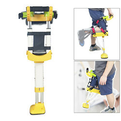 Adjustable Hands Free Crutches Pain Free Knee Crutch For Adult Mobility Aids