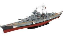 Pro Built Model Bismarck Wwii Ship 1/350 Pre Order- Assembled And Painted