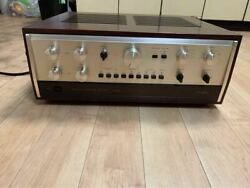 Accuphase C-200x Stereo Control Center Kensonic Preamplifier Vintage Free Ship