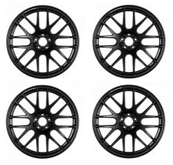 Work Emotion M8r 19x9.5 +38 +25 +12 5x114.3 Mbl From Japan [order Products]