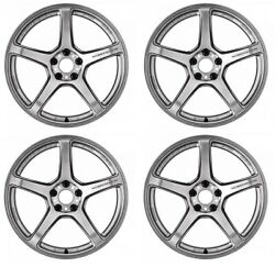 Work Emotion T5r 19x8.5 +45 +35 5x114.3 Gsl From Japan [order Products]