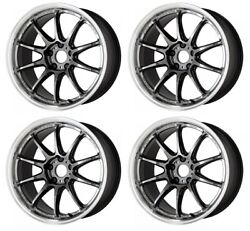 Work Emotion Zr10 17x9.0 +32, +17 5x114.3 Gtkrc From Japan [order Products]