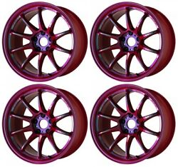 Work Emotion Zr10 18x10.5 +22 +12 5x114.3 Arr From Japan [order Products]