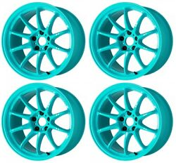 Work Emotion Zr10 17x9.0 +32 +17 5x114.3 Emb From Japan [order Products]