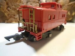 American Flyer Vintage Illuminated Caboose Reading No 630, Tested  5-125-5