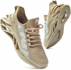 Kokib Menand039s Running Sports Walking Shoes Mesh Lightweight Breathable Athletic Jo