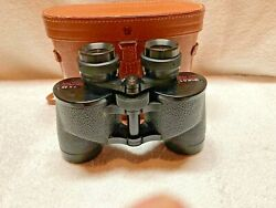 Wuest Binoculars 7x35 With Leather Case