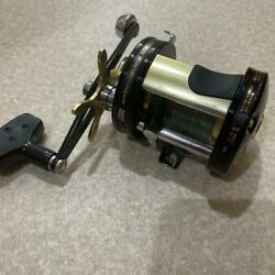Abu Garcia Ultracast 6500c High Speed Winch Used From Japan Free Shipping