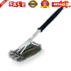 Bbq Grill Kit Cleaning Brush Outdoor Camping Barbecue Cooking Cleaner Tools