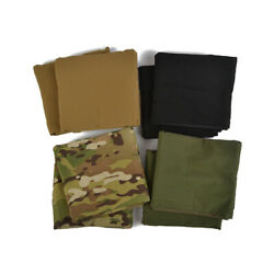Delustered 2 Pieces 1 Pair Crye Cp 6x6 Side Plate Pouch Set For Plate Carrier