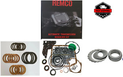 aod 80 93 transmission rebuilt kit master overhault kit clutches and steels w $98.92