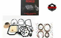 01m 95 06 transmission rebuild kit master overhault kit clutches and steels w o $245.54