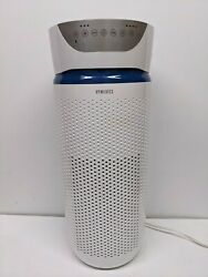 Homedics Total Clean 5 in 1 Tower Air Purifier for Large Rooms White