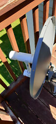 Kantenna Professional Ultrabeam Tv Antenna With Amp, Install Kit, 100' Cable