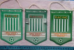 Collection Pennant And Pin - The Best Clubs In The World Racing, Argentina