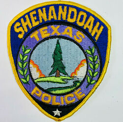 Shenandoah Police Montgomery County Texas Tx Patch A3
