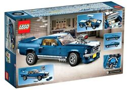 Lego Creator Expert Ford Mustang 10265 Building Kit 1471 Pcs High Collectible