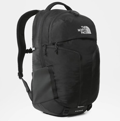 The Surge Tnf Black 1048.2oz Backpack New School Skate Free Time