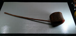 Antique Huge Black Forest Germany Pipe Primitive Advertising Piece Real Pipe