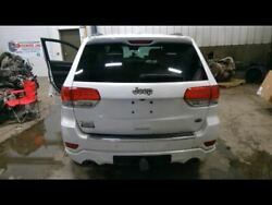 Trunk/hatch/tailgate Rear View Camera Fits 14-17 Grand Cherokee 668128