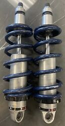 Ridetech Hq Front Coilovers Ford Galaxie 1960-1964 Pair 1andrdquo-3andrdquo Lowering.