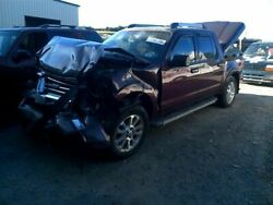 Pickup Box Sport Trac With Wheel Lip Moulding Fits 07-10 Explorer 596258