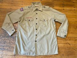 Boy Scouts Of America Official Uniform Shirt Youth 2xl
