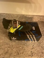 Brand New Never Worn/unused 2010 Adidas Star Wars Size 13 Boba Fett Shoes New