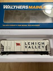 Walthers Mainline Lehigh Valley 54' P.s. 4427 Cd Covered Hopper 51149 910-7259
