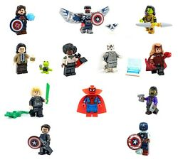 Lego Marvel Collectible Minifigures 71031 Cmf Loki - What If - New You Pick