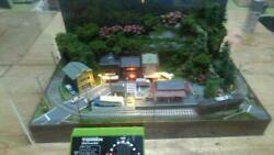 Model Railroad Gauge Mini Rail Use Tabletop Diorama Layout First Person Order