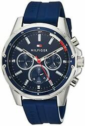 [tommy Hill Figula] Watch Mason 1791791 Men's Blue [parallel Imported Products]
