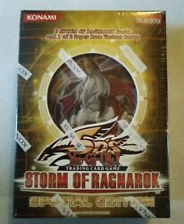 Yugioh 5ds Storm Of Ragnarok Special Edition Se 2011 New Factory Sealed