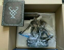 God Of War Collector's Edition Ps4 Statue, Steelbook, Cloth Map, Art 🇦🇺
