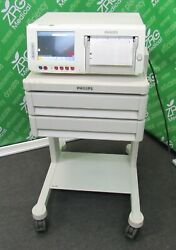 Philips Avalon Fm40 Monitor + 3 Transducers, Patient Call Button