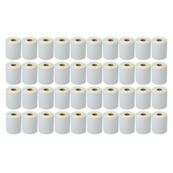 40rolls 4x6 Direct Thermal Shipping 250 Labels For Zebra Lp2824 Lp2844 Lp2442