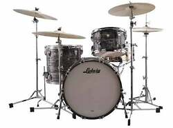 Ludwig Classic Maple 3-piece Drum Shell Pack With Free Matching Snare - Vintage