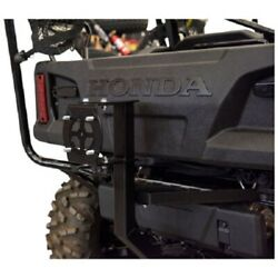 Tusk Hitch Mounted Spare Tire Carrier Honda Pioneer 1000 1000-5 2016-2021