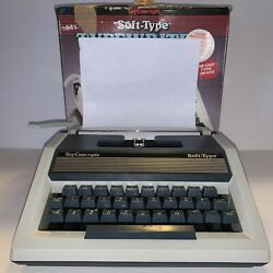 Vintage Childrens Typewriter Toy Concepts Needs New Ribbon See Pics E15