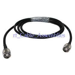 Rp-tnc Malefemale Pin Marine Gps Antenna Adapter Cable 5m For Furuno Receiver