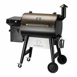 Z Grills 7002f 2021 Upgraded Wood Pellet Grill Smoker Portable For Outdoor Bbq,